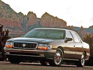 Cadillac De Ville 4 дв. седан De Ville