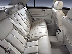 Cadillac DTS 4 дв. седан DTS