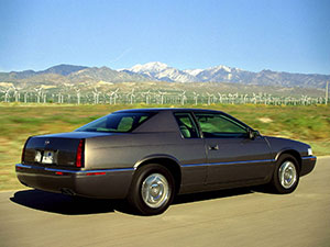Cadillac Eldorado 2 дв. купе Eldorado