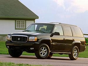Cadillac Escalade 5 дв. внедорожник Escalade