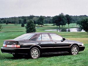 Cadillac Seville 4 дв. седан Seville