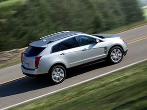 Cadillac SRX 5 дв. внедорожник SRX