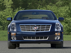 Cadillac STS 4 дв. седан STS