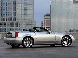 Cadillac XLR 2 дв. кабриолет XLR