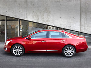 Cadillac XTS 4 дв. седан XTS