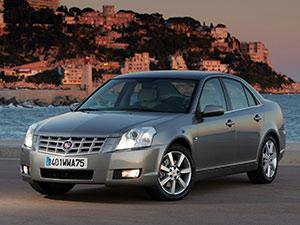 Технические характеристики Cadillac BLS