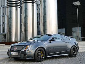Технические характеристики Cadillac CTS V Coupe 2010- г.