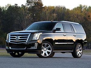 Технические характеристики Cadillac Escalade