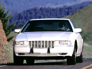 Технические характеристики Cadillac Seville SLS 1992-1997 г.
