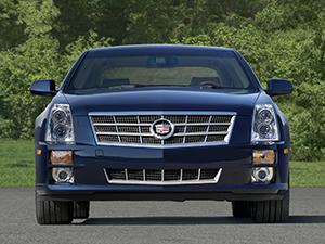 Технические характеристики Cadillac STS