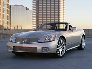 Технические характеристики Cadillac XLR