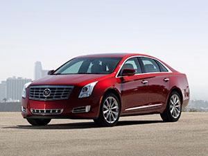 Технические характеристики Cadillac XTS