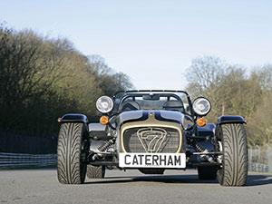 Caterham Super 7 2 дв. кабриолет Super 7