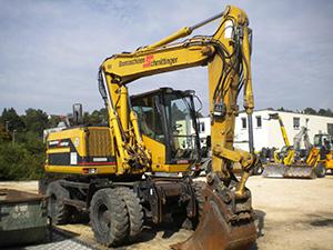 Caterpillar M312 1 дв. экскаватор M312VA
