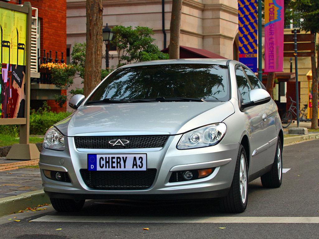 Технические характеристики Chery M11 (A3)