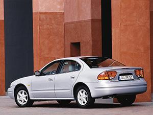Chevrolet Alero 4 дв. седан Alero