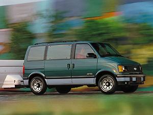Chevrolet Astro 4 дв. минивэн Astro