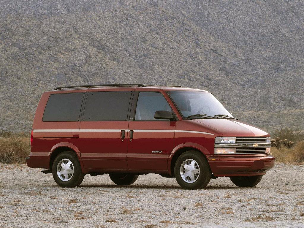 Chevrolet (Шевроле) Astro 1995-2005 г.