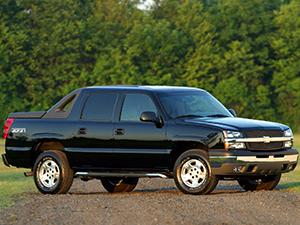 Chevrolet Avalanche 4 дв. пикап Avalanche