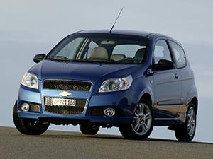 Chevrolet Aveo 3 дв. хэтчбек Aveo