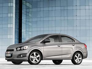 Chevrolet Aveo 4 дв. седан Aveo