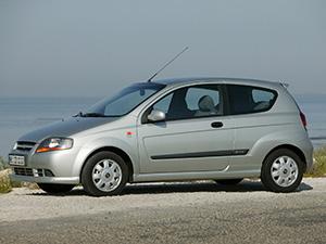 Chevrolet Aveo 3 дв. хэтчбек Aveo (T200)