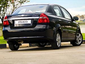 Chevrolet Aveo 4 дв. седан Aveo (T250)