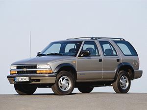 Chevrolet Blazer 5 дв. внедорожник Blazer