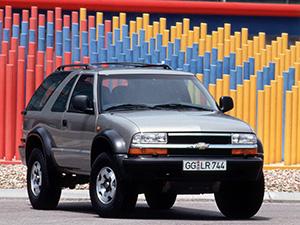 Chevrolet Blazer 3 дв. внедорожник Blazer ZR2