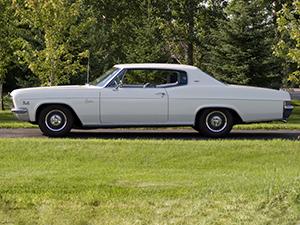 Chevrolet Caprice 2 дв. купе Caprice