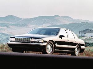 Chevrolet Caprice 4 дв. седан Caprice
