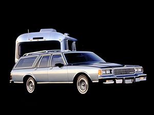 Chevrolet Caprice 5 дв. универсал Caprice