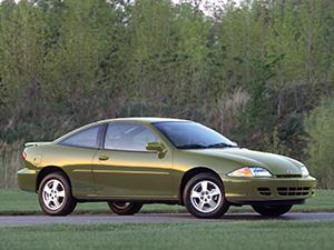 Chevrolet Cavalier 2 дв. купе Cavalier