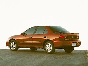 Chevrolet Cavalier 4 дв. седан Cavalier