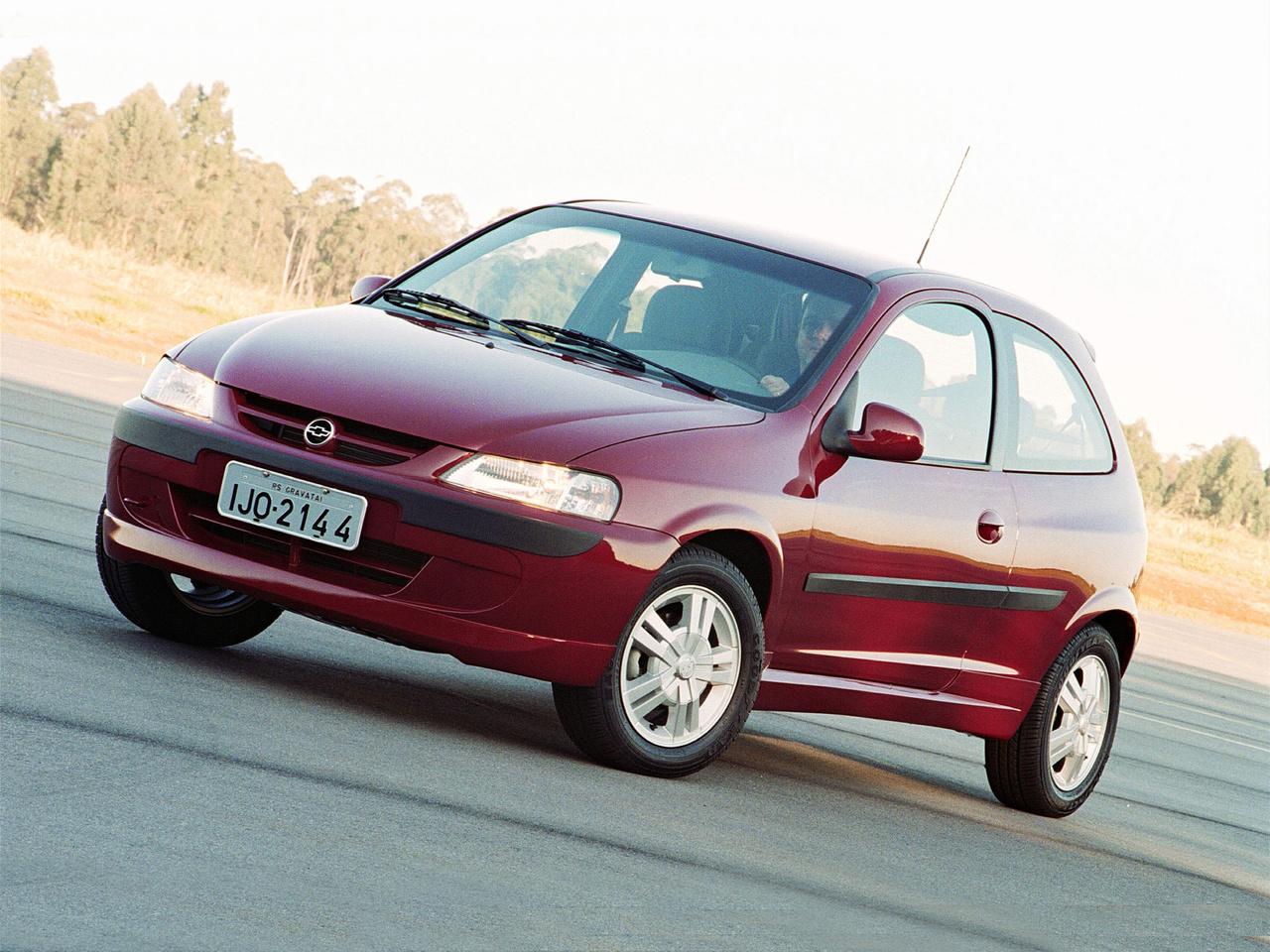 Chevrolet (Шевроле) Celta 2000- г.