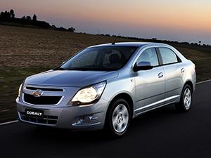 Chevrolet Cobalt 4 дв. седан Cobalt