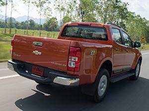 Chevrolet Colorado 4 дв. пикап Colorado