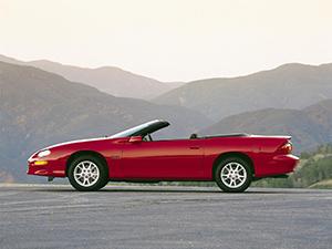 Chevrolet Camaro 2 дв. кабриолет Convertible
