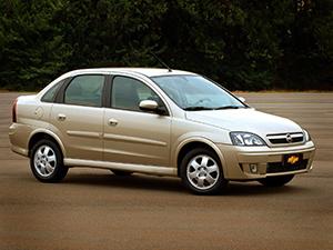 Chevrolet Corsa 4 дв. седан Corsa