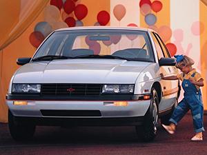 Chevrolet Corsica 4 дв. седан Corsica