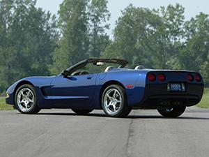 Chevrolet Corvette 2 дв. кабриолет Corvette Convertible