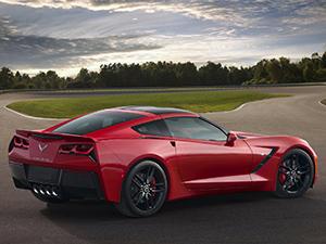 Chevrolet Corvette 3 дв. купе Corvette Coupe