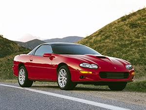Chevrolet Camaro 3 дв. купе Coupe