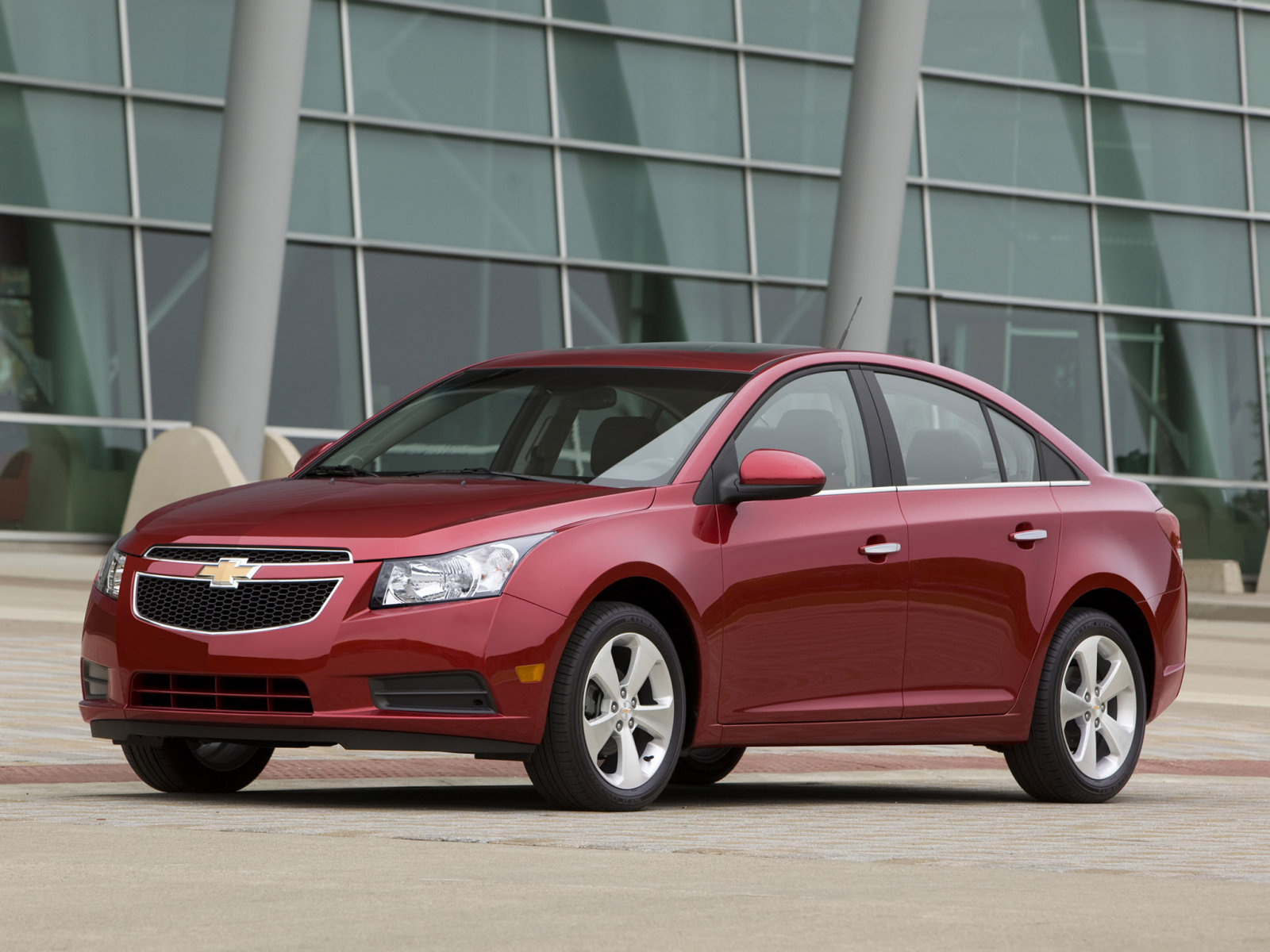 Chevrolet (Шевроле) Cruze 2009-2012 г.