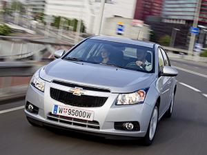 Chevrolet Cruze 5 дв. хэтчбек Cruze
