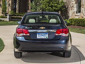 Chevrolet Cruze 4 дв. седан Cruze