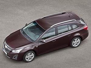 Chevrolet Cruze 5 дв. универсал Cruze SW
