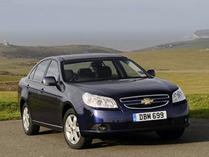 Chevrolet Epica 4 дв. седан Epica
