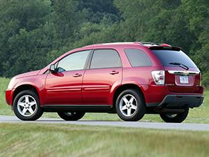 Chevrolet Equinox 5 дв. кроссовер Equinox