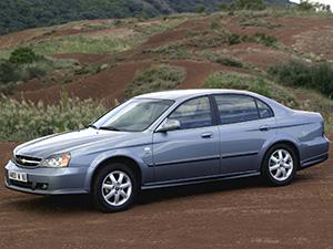 Chevrolet Evanda 4 дв. седан Evanda